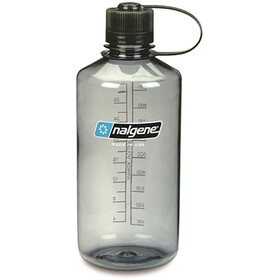 Nalgene 1L Narrow Mouth Bottle Gray (2027)